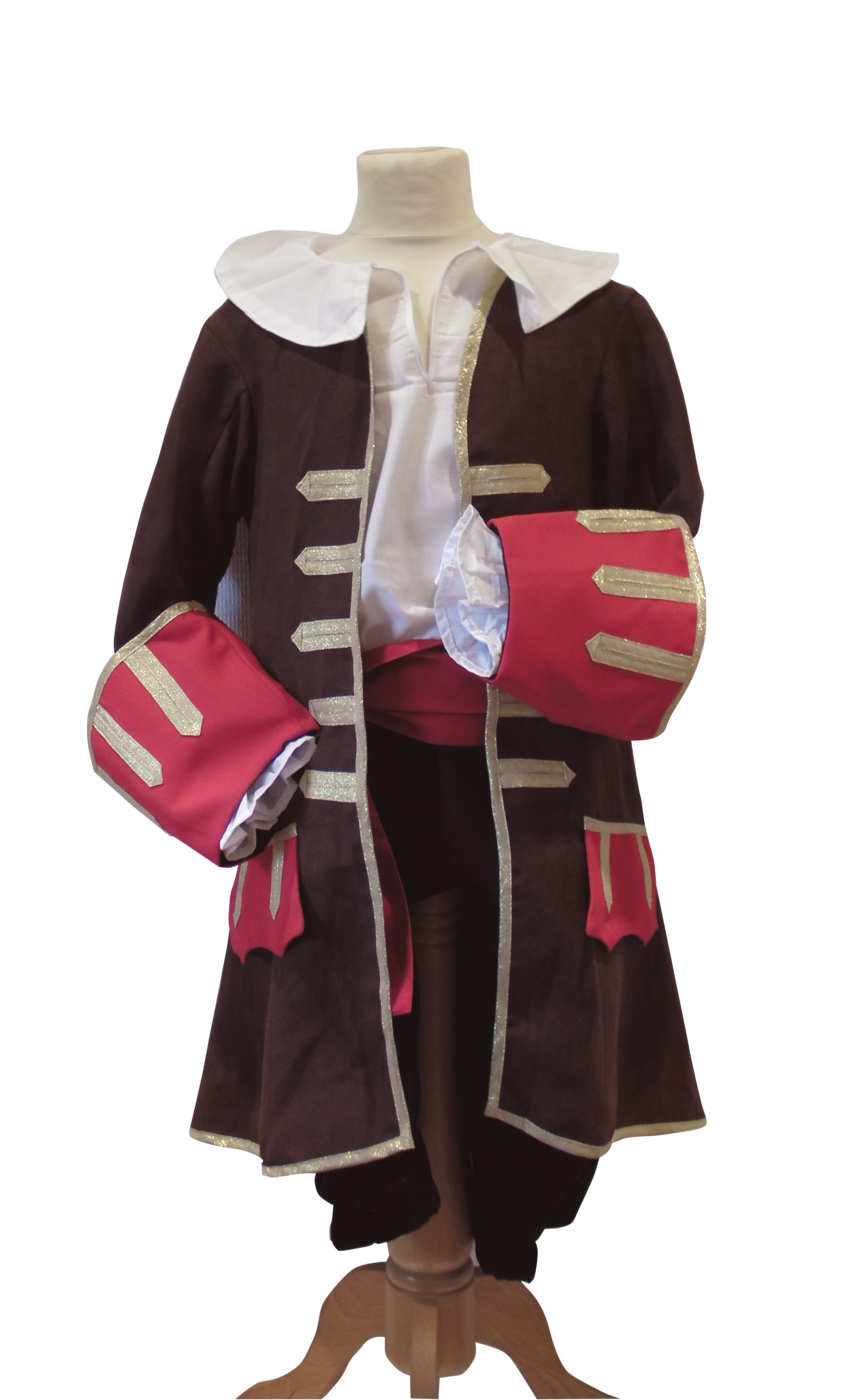 Déguisement costume de pirate